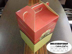 خرید و فروش جعبه کارتن آجیل