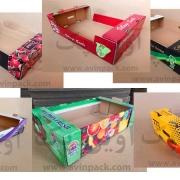 جعبه میوه صادراتی