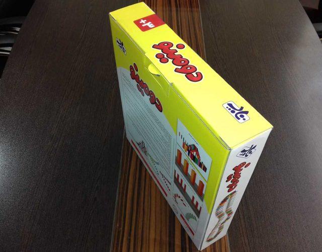 تولید جعبه اسباب بازی