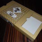 جعبه مقوایی خرما