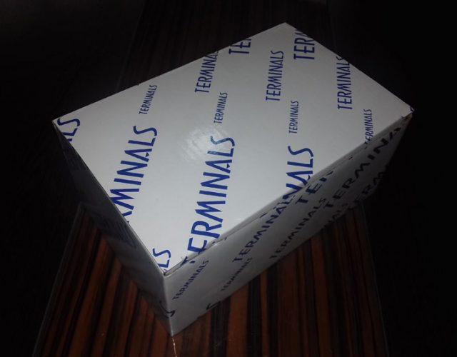 جعبه کارتن قطعات صنعتی