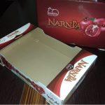 جعبه کارتن میوه انار لمینتی