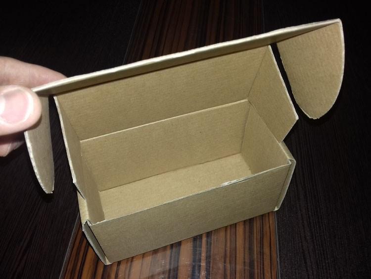 جعبه کارتن لوازم یدکی