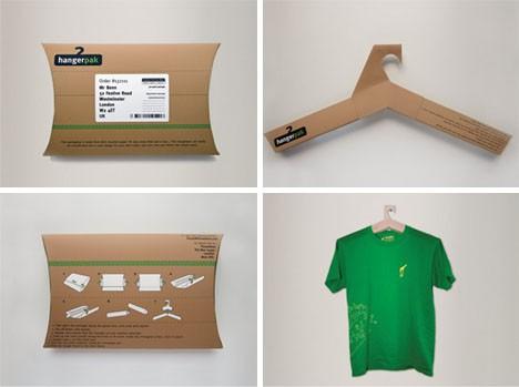 بسته بندی کاربردی لباس