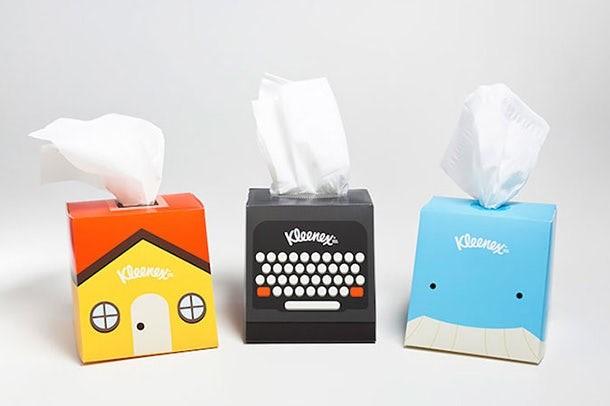 بسته بندی کاربردی دستمال کاغذی