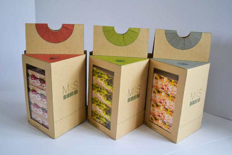 بستهبندی-ساندویچ