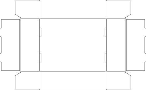 طرح و قالب بسته بندی