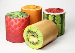 بسته بندی خلاقانه میوه