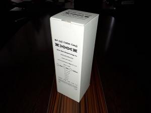 جعبه ته قفلی با چاپ سیلک