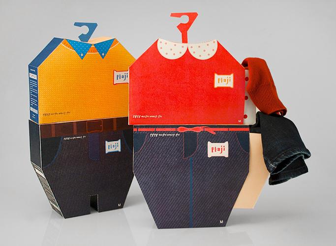 جعبه خلاقانه لباس