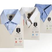 بسته بندی لباس مردانه
