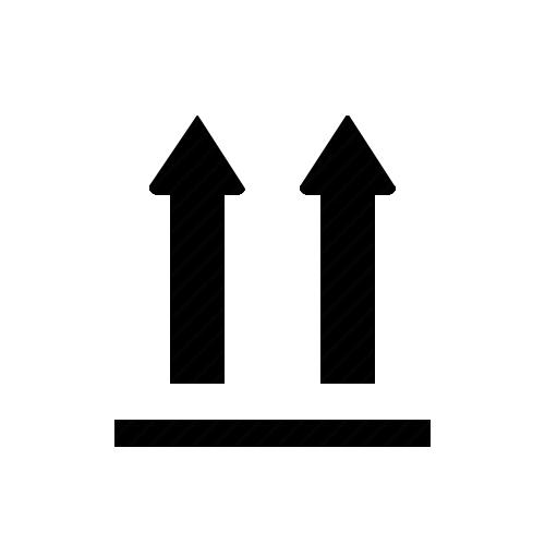 نماد بسته بندی نگهداری محصول