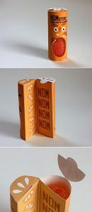 طراحی جعبه مقوایی خلاقانه