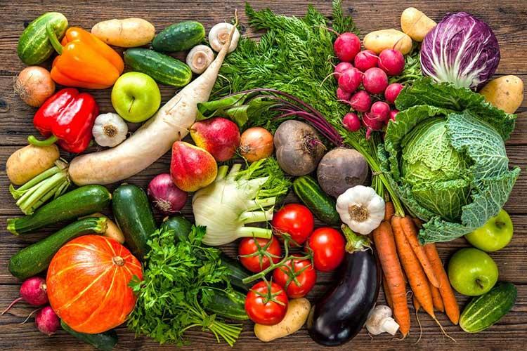 کارتن بسته بندی میوه و سبزیجات