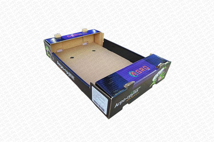 جعبه و کارتن بادمجان