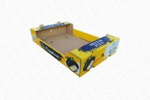 جعبه و کارتن بادمجان صادراتی