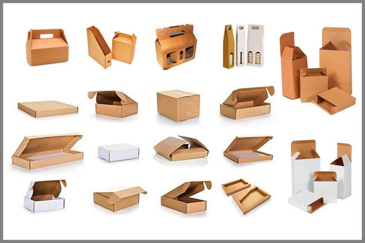 جعبه و کارتن انواع محصولات