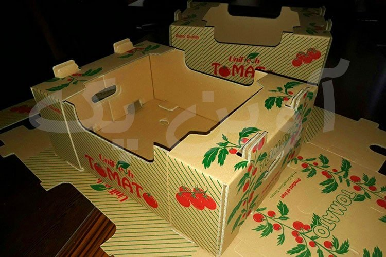 جعبه کارتن میوه