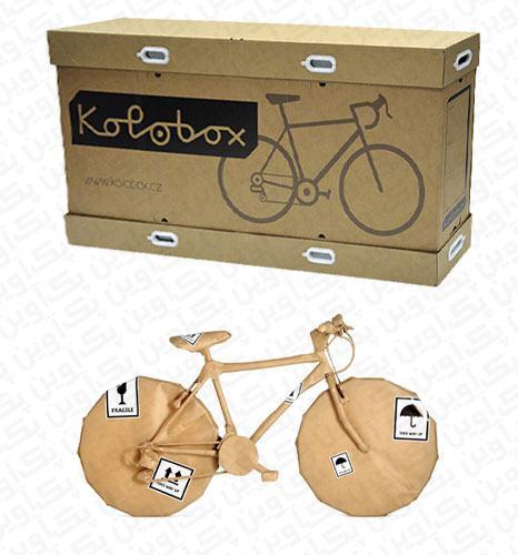 بسته بندی دوچرخه