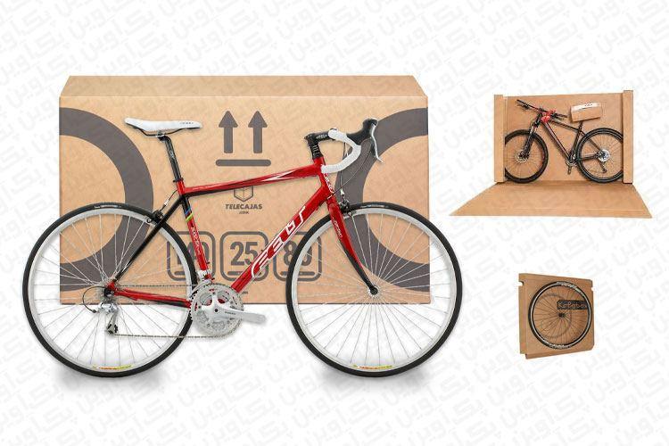 کارتن دوچرخه