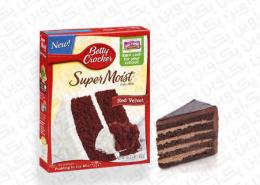 جعبه پودر کیک