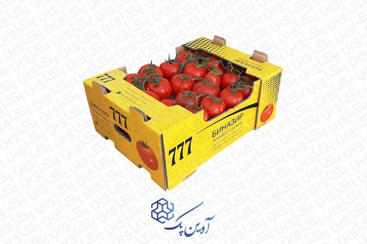 کارتن گوجه